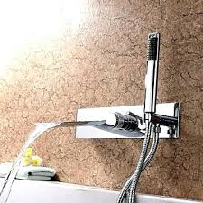 wall mounted tub faucet tcztzy me