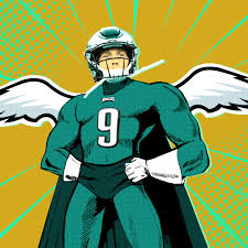 Nick Foles's Playoff Sequel Is Already the Stuff of Superhero ...