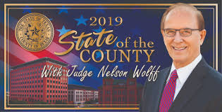 The State of the County with Judge Nelson Wolff | San Antonio Chamber