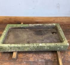 troughs and stone sinks authentic