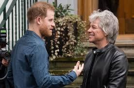 See Prince Harry & Jon Bon Jovi Recreate Beatles' 'Abbey Road ...