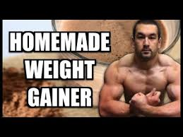 weight gainer shake recipe