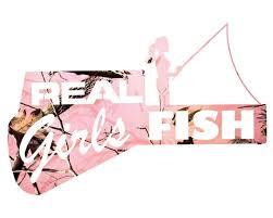 22 Real Girls Fish Metal Wall Art Realtree Apc Pink Camo Finish Fishing Wall Decor Lazart