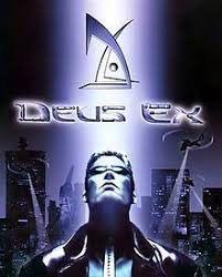 deus ex video game wikipedia