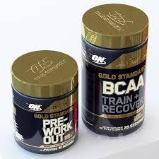 gold standard bcaa pre workout