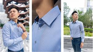 Why I quit my job to create an 'actually slim-fit' shirt for Asian American  men - Cold Tea Collective