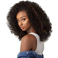 sensationnel instant weave curls kinks