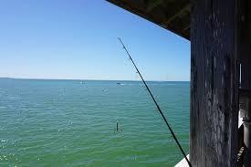 fishing beach sea water coast blue