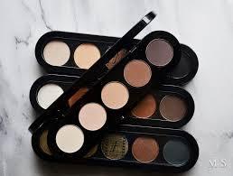 make up atelier palette eye shadows