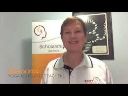 bodyminded scholarships 2020 sydney