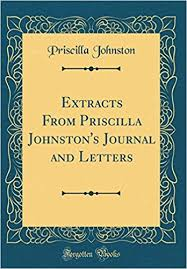 Amazon.com: Extracts From Priscilla Johnston's Journal and Letters (Classic  Reprint) (9780656167036): Johnston, Priscilla: Books