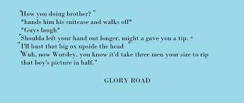 glory road es esgram