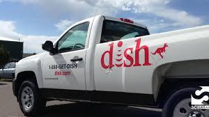 Dish Network Fleet Graphics Scs Wraps