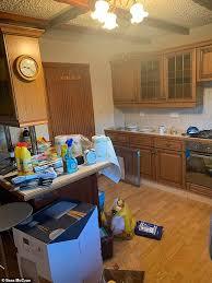 savvy mum transforms her dull kitchen
