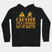 funny electric lineman gift lineman