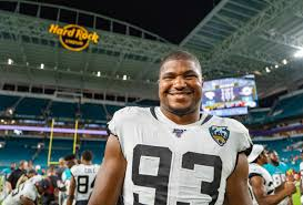 NFL veteran Calais Campbell financial advice to young athletes