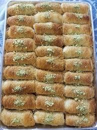 Orange Blossom Syrian Sweets - Konafa from Orange Blossom Syrian Sweets $40  كنافة سورية حلويات سورية من زهر البرتقال   Facebook
