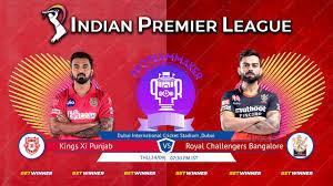 IPL 2020 : RCB VS KXIP 6TH MATCH LIVE ...
