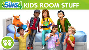 The Sims 4 Kids Room Stuff Official Trailer Youtube