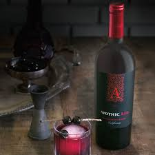 apothic red wine hy vee aisles