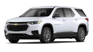 2020 chevy traverse trim levels what