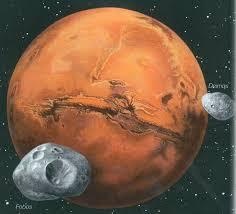 Explican el origen y la extinción de las lunas de Marte - Noticias ...