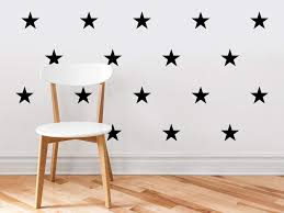 Diy Home Decor Vinyl Stars Mural Baby Nursery Room Wallpaper Gold Hacaso 90 Pcs Mix Size 1 1 To 4 3 Inches Stars Wall Decal Sticker For Kids Bedroom Decor Kids Furniture Decor