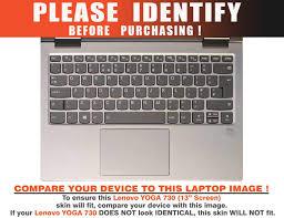 Amazon Com Decalrus Protective Decal For Lenovo Yoga 730 13 13 3 Screen Laptop Black Carbon Fiber Skin Case Cover Wrap Cflenovoyoga730 13black Electronics