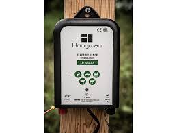 Hooyman Hot Zone Food Plot Fence Exclosure System