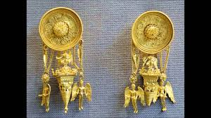 ancient greek jewellery you