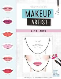 makeup artist lip charts by gina m
