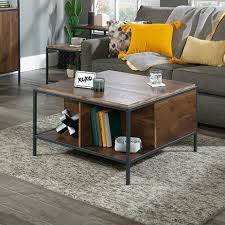 loft lift top coffee table grand walnut