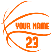 Basketball Car Stickers Decals Dozens Of Creative Designs