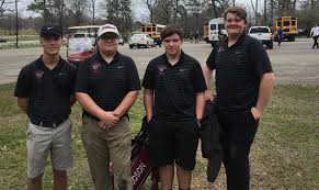 Hudson ISD - Neches Pines Golf Tournament - Wes Weaver led... | Facebook