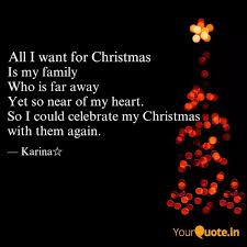 is my family who is far a quotes writings by karina subba