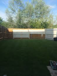 White Fence Did We Make A Mistake Help Houzz Uk