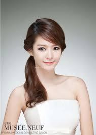 pre wedding korean pre wedding hair