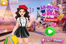 around the world fashion in france