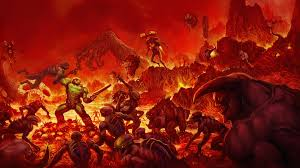 best 41 doom desktop backgrounds on