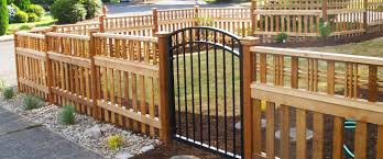 Wood Fence Installation Portland Or Pacific Fence And Wire Co