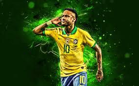تحميل خلفيات نيمار 2019 الهدف البرازيل الوطني لكرة القدم نجوم