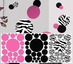 Wall Dot Decals 50 Polka Dot Wall Sticker Ideas Vinyl Art Wall Decor