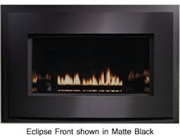 remote control gas fireplace insert