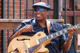 OSU hosts jazz guitarist, author and recording artist Wayne Goins at  Majestic Theatre - Willamette Living Magazine