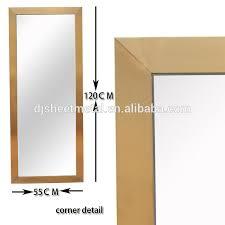 metal decorative wall mirror frame