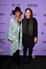 "Channing Godfrey Peoples, Lori Hayes - Lori Hayes Photos - 2020 Sundance  Film Festival - ""Miss Juneteenth"" Premiere - Zimbio"