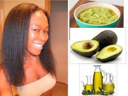 avocado olive oil hair conditioner