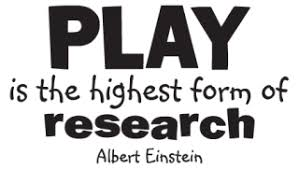 Play Is Research Wall Quotes Decal Wallquotes Com