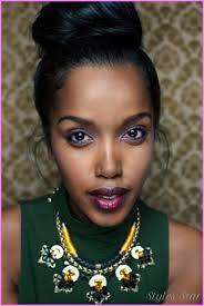 natural makeup dark skin star styles