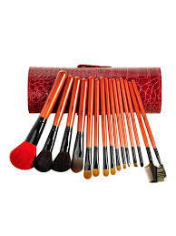 msq 16 pcs makeup brushes high quality